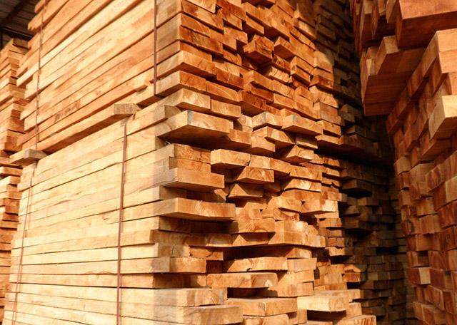 探讨建筑木方的一些主要用途及形变以后采用的对策