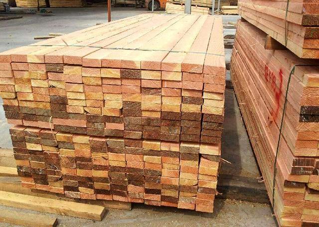 实际建筑木方制做作法必须把握